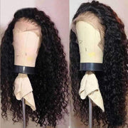 360 Lace Frontal Wig Human Hair Water Wave Wigs Natural Hair-AshimaryHair.com