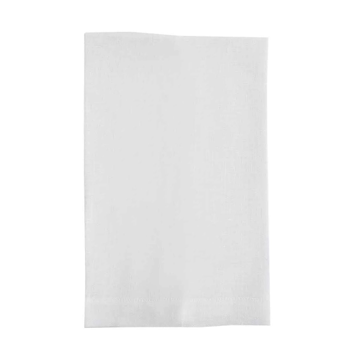 En Plain Air Guest Towel Plain Hem | Garden Folly Fine Linens - linens for sale wholesale, wholesale linen companies, European linen products, linen embroidery blanks
