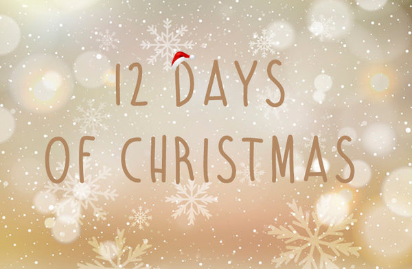 12 days of Chirstmas