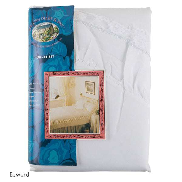 Royal Satin Quilt Cover Set