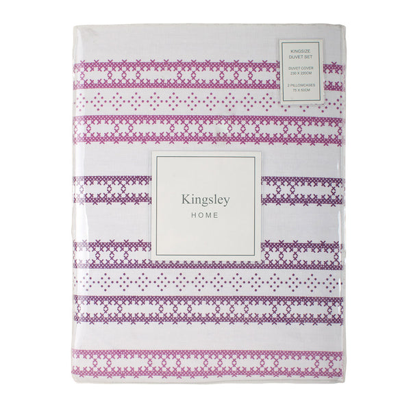 Kingsley Quilt Cover Set