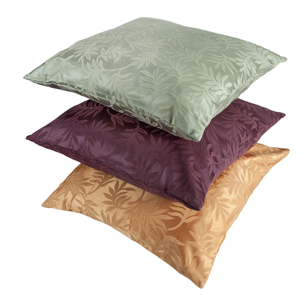 Leaves Design Cushion Covers (4 pack)
