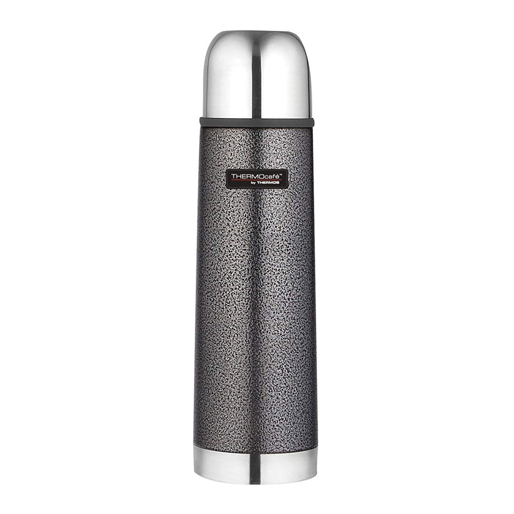 ThermoCafé by Hammertone Grey Stainless Steel Flask