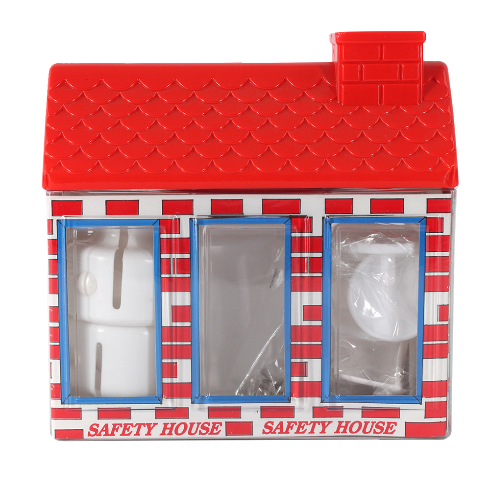 Safety House Gift Set & Money Bank