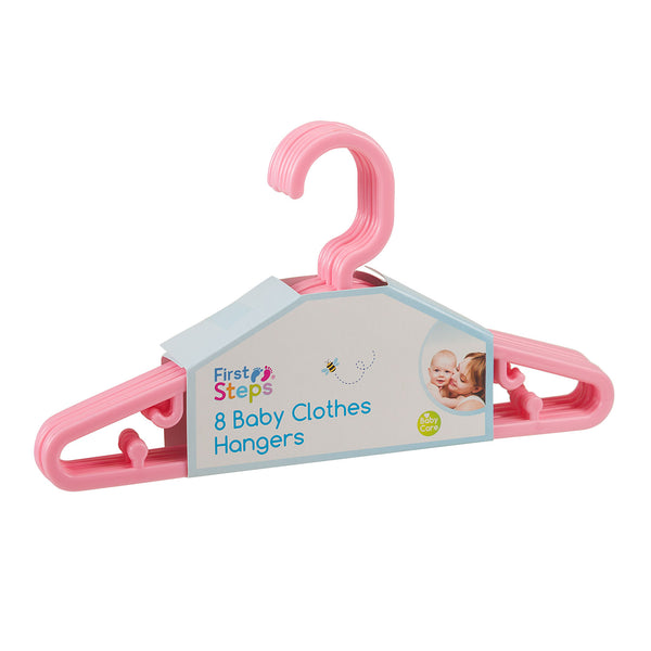 8 Baby Clothes Hangers