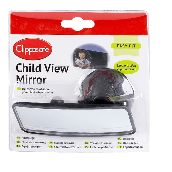 Rear View Mirror Safety