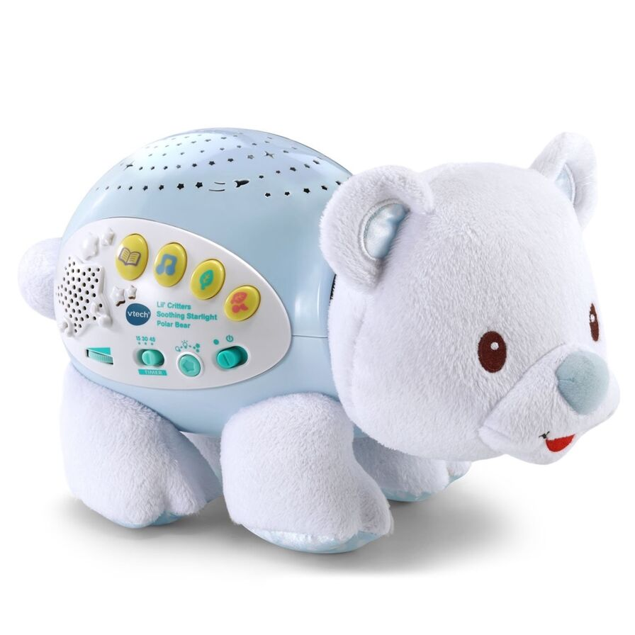 Little Friendlies Starlight Sounds Polar Bear