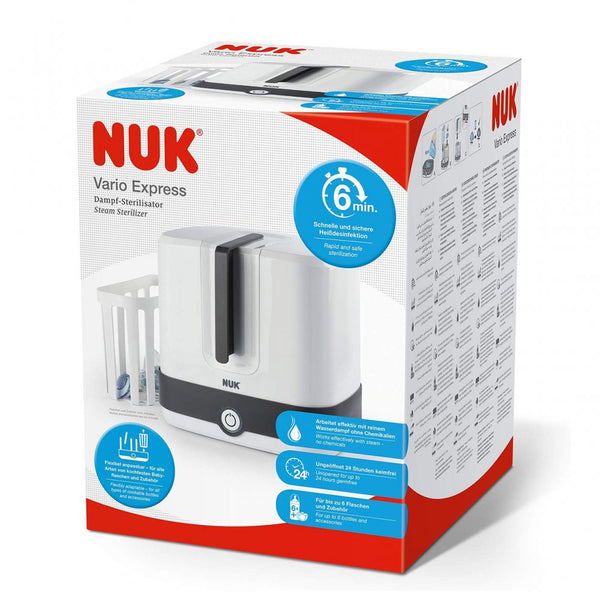 Nuk Vario Express Steam Seriliser