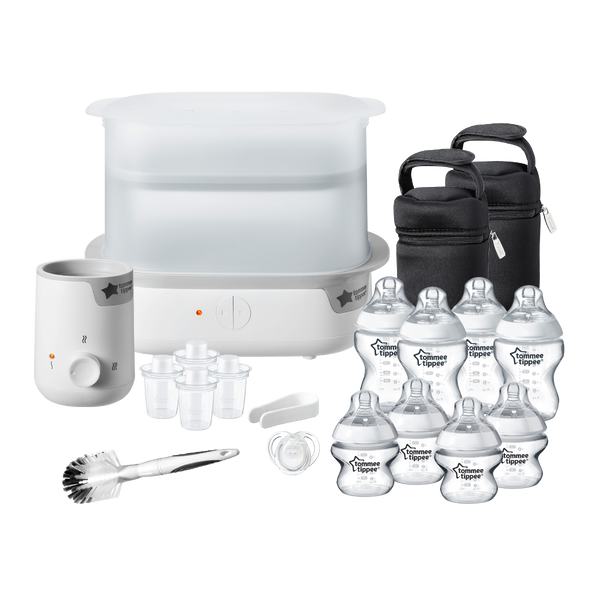 Closer to Nature Complete Feeding Kit