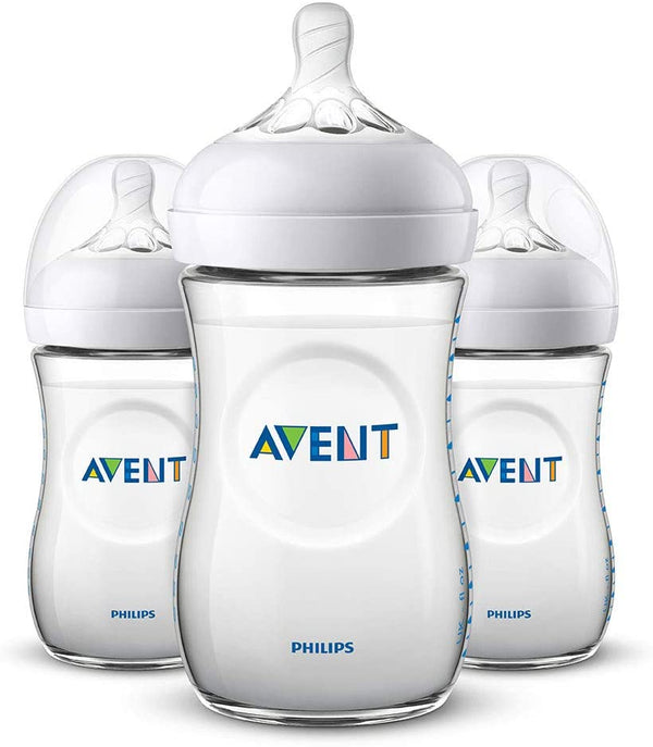 Natural 2.0 Feeding Bottles