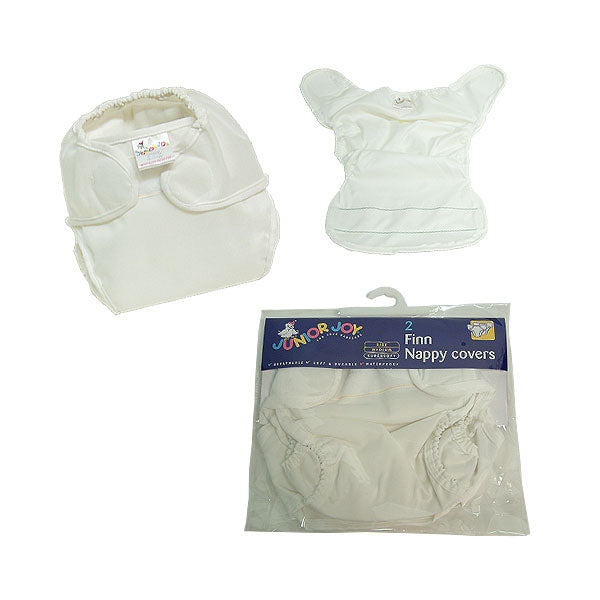 2 Pack Finn Nappy Covers