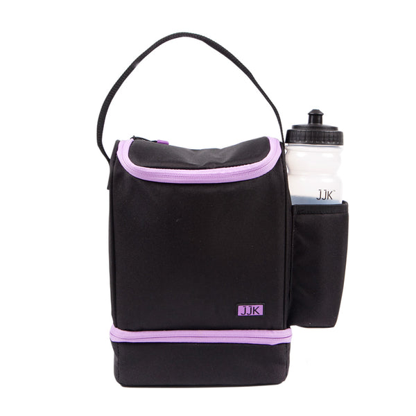 Dual Compartment Kids Lunch Bag & Bottle
