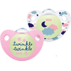 Night & Day Size 2 Silicone Soothers 6-18m