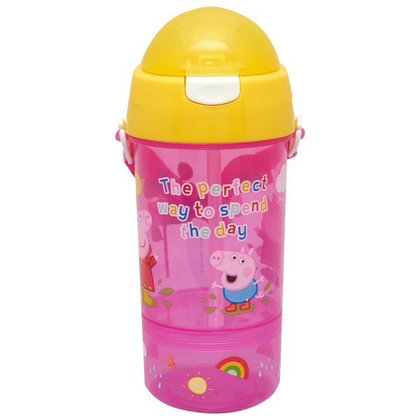Peppa Pig Perfect Day Sip and Snack Canteen