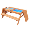 Hedstrom Play Sand, Water, and ball play table and Bench