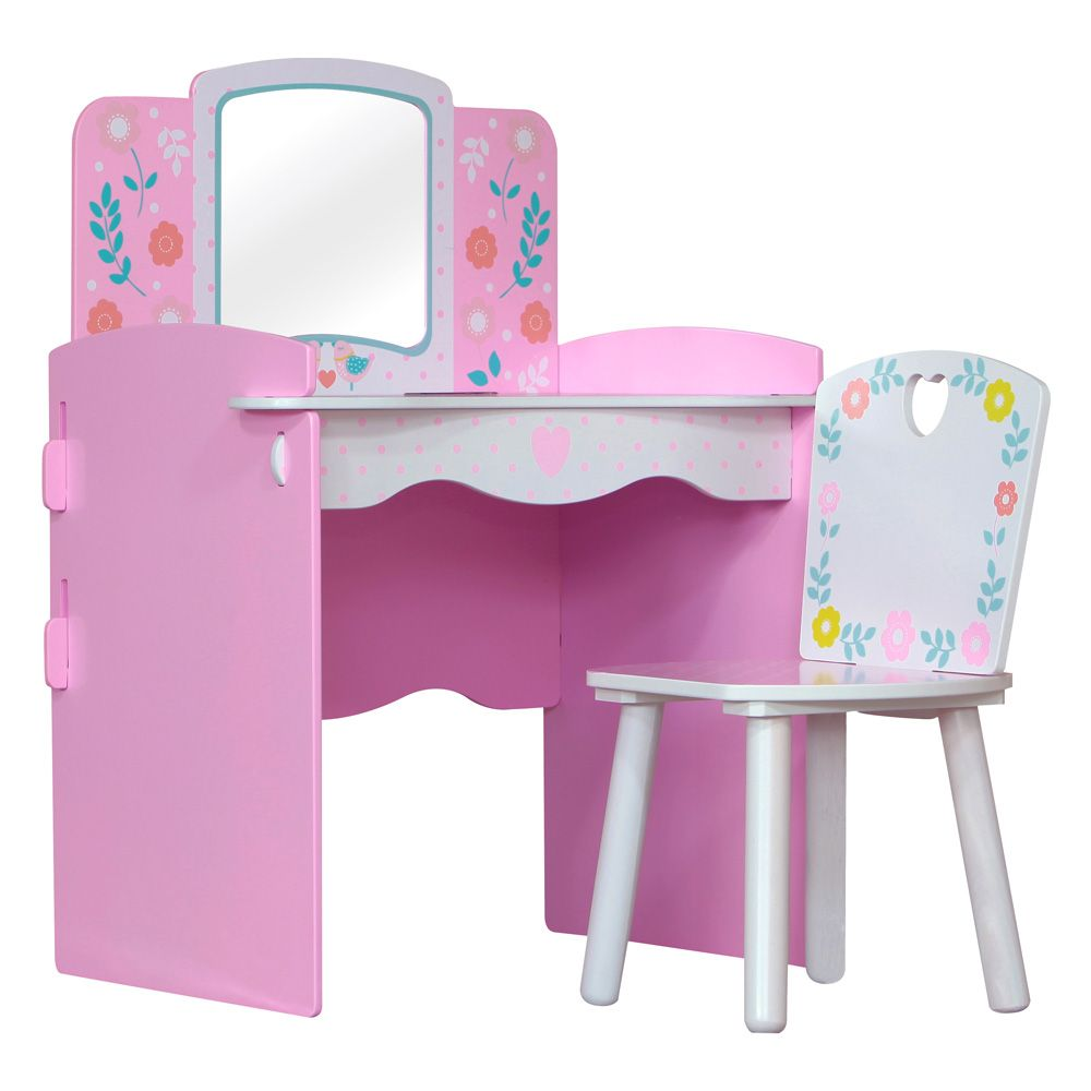 Country Cottage Dressing Table