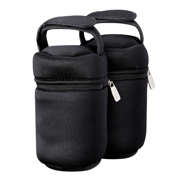 Closer to Nature Insulated Bottle Bags (2 Pack)