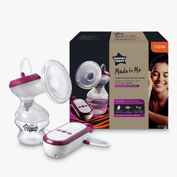 Closer to Nature Electric Breast Pump Set