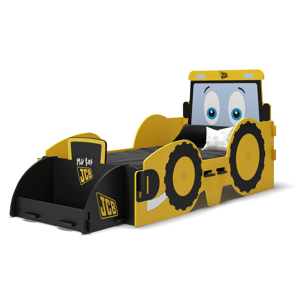 JCB Junior Toddler Bed
