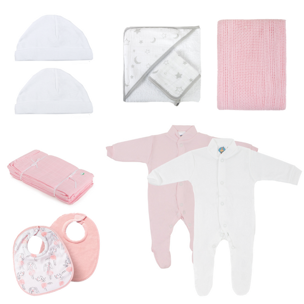 Mini Bear Starter Set Pink