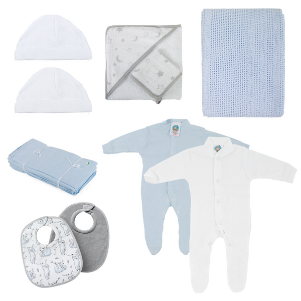 The Mini Bear Starter Set Blue
