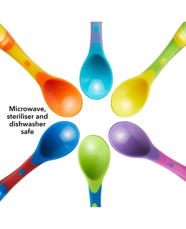 Weaning Spoons 6 Pack