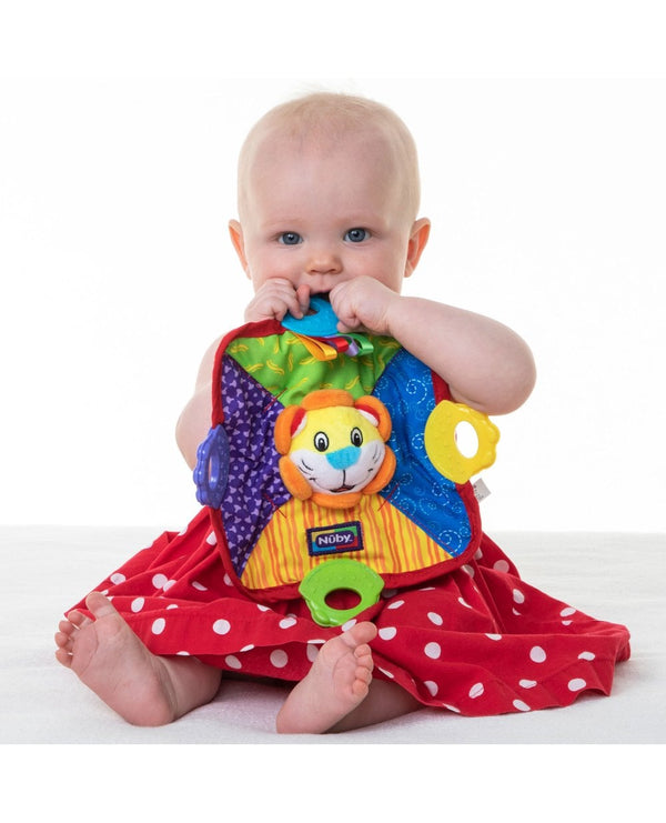 Teething Plush Blankie