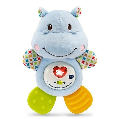 Little Friendlies Happy Hippo Teether
