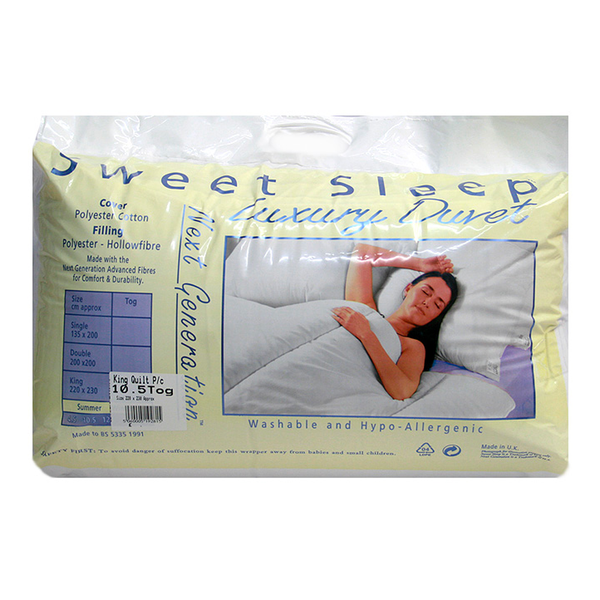 Everyday Soft Hollowfibre Duvet
