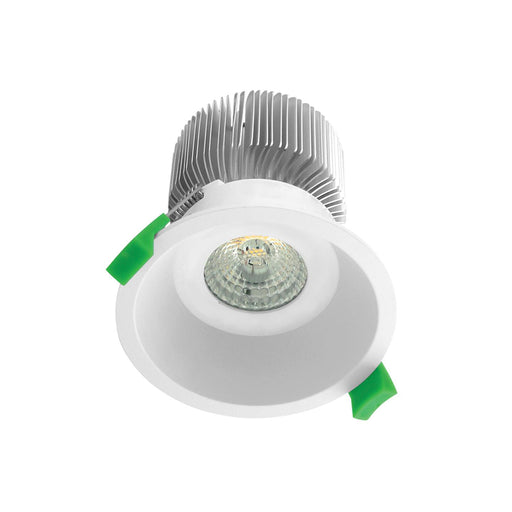 10W 70MM CUTOUT FRAMELESS EXTERNAL DRIVER LIGHT (DL9520)