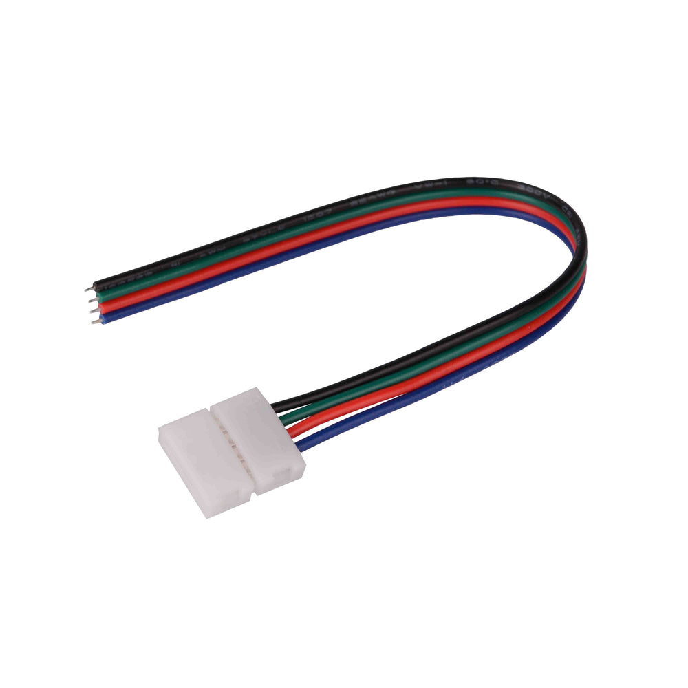RGB 5050 SINGLE CLIP | 10MM LED STRIP LIGHT JOINERS