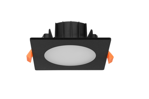 10W 90MM CUTOUT SQUARE SMD LED DOWNLIGHT (DL1365-BLK-TC) - LEDLIGHTMELBOURNE