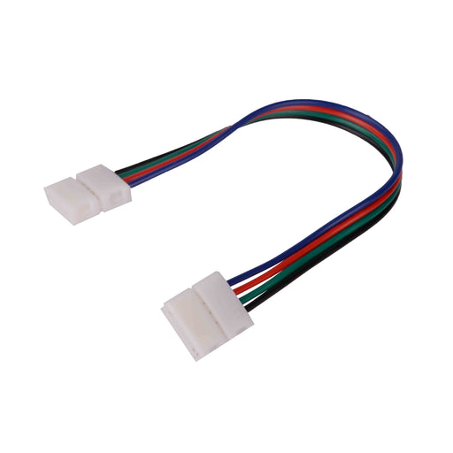 RGB 5050 DOUBLE CLIPS | 10MM LED STRIP LIGHT JOINERS
