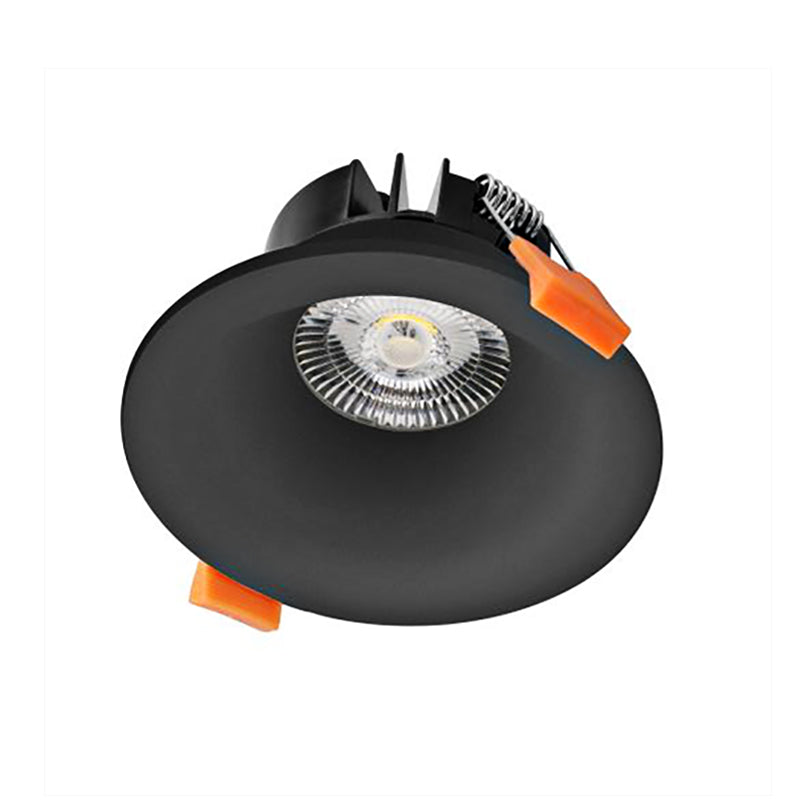 10W 90MM CUTOUT COB LED DOWNLIGHT (DL9413-BLK-TC) - LEDLIGHTMELBOURNE