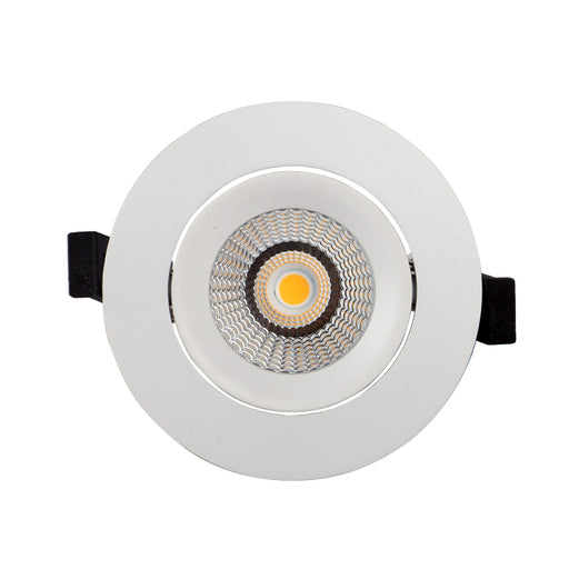10W 90MM CUTOUT COB GIMBLE LED DOWNLIGHT (DL9411) - LEDLIGHTMELBOURNE