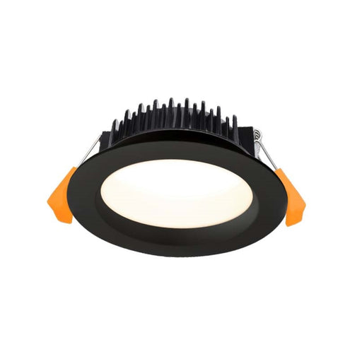 13W 90MM CUTOUT EXTERNAL DRIVER LED DOWNLIGHT (DL1362-BLK-TC) - LEDLIGHTMELBOURNE