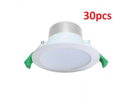30PCS 10W 90MM CUTOUT BUILD-IN DRIVER LED DOWNLIGHT (DL1190)