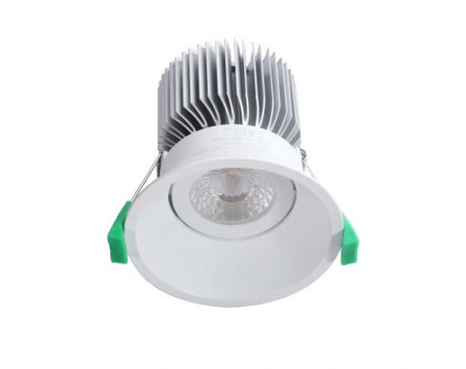 13W 90MM CUTOUT FRAMELESS EXTERNAL DRIVER LED DOWNLIGHT (DL9530) - LEDLIGHTMELBOURNE