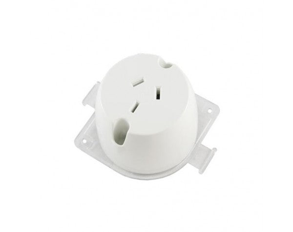 SURFACE MOUNT PLUG BASE SOCKET - LEDLIGHTMELBOURNE
