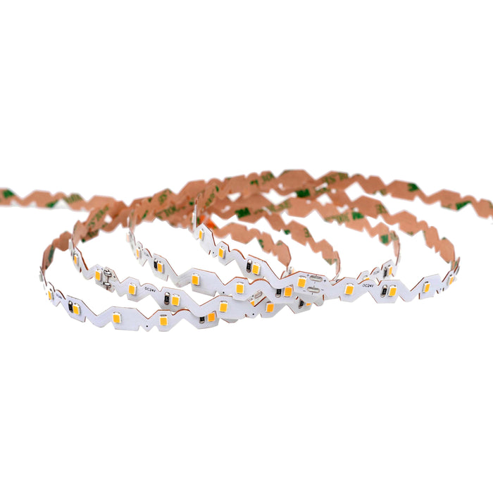2M ZIGZAG DC12V 12W IP20 LED STRIP - LEDLIGHTMELBOURNE