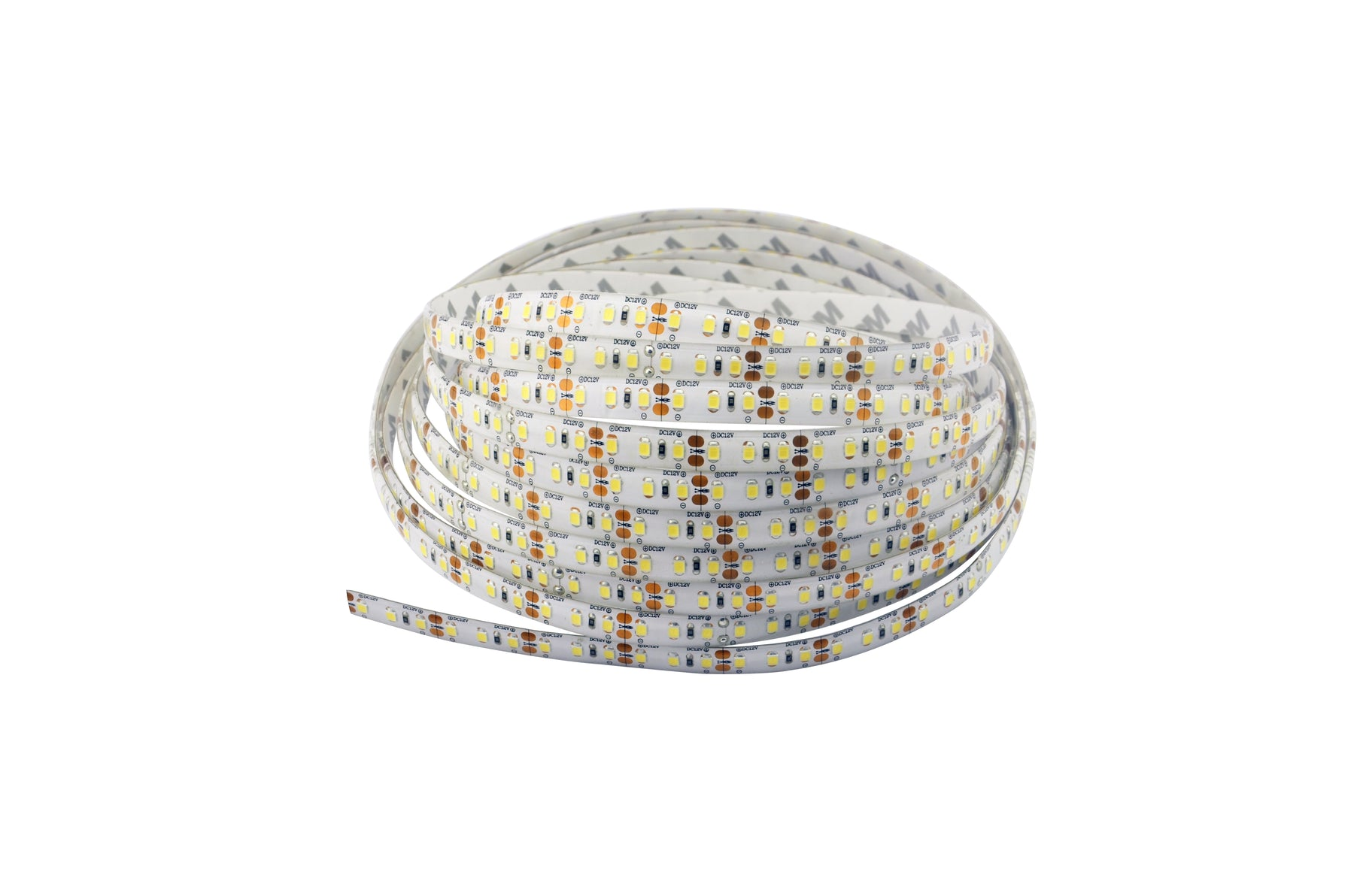 5M DC12V 12W DOTLESS IP65 LED STRIP - LEDLIGHTMELBOURNE