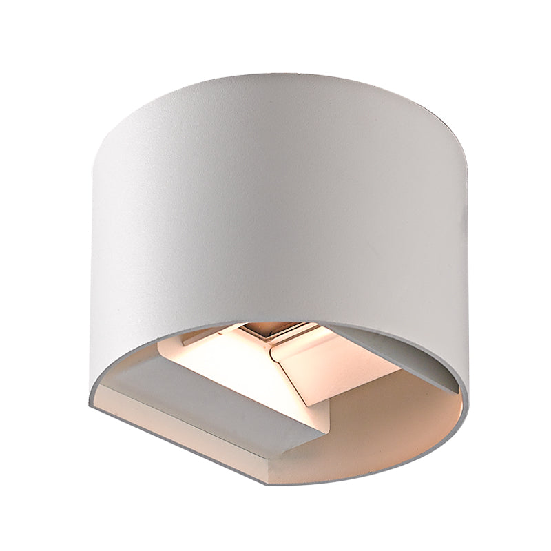 2*3W FLIP UP & DOWN WALL LIGHT (SE-258-WH)