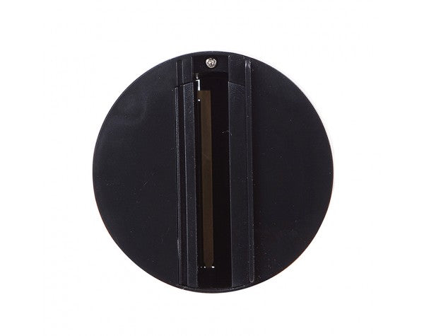 4 WIRE 3 CIRCUIT TRACK SURFACE MOUNT, BLACK ROUND - LEDLIGHTMELBOURNE
