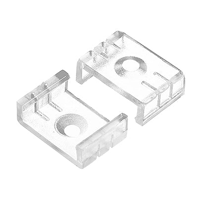 1M A002 BLACK EXTRUSION SURFACE MOUNT KIT - LEDLIGHTMELBOURNE