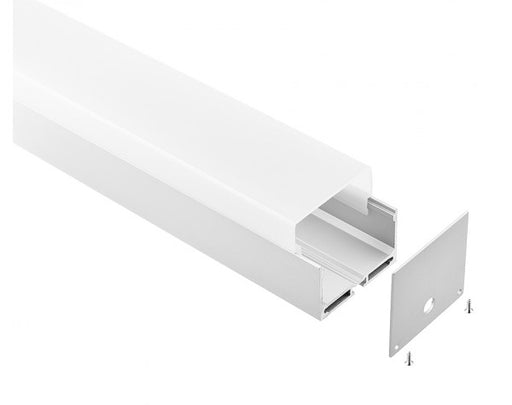 1M A5550 ALUMINIUM EXTRUSION DEEP SURFACE MOUNT KIT - LEDLIGHTMELBOURNE