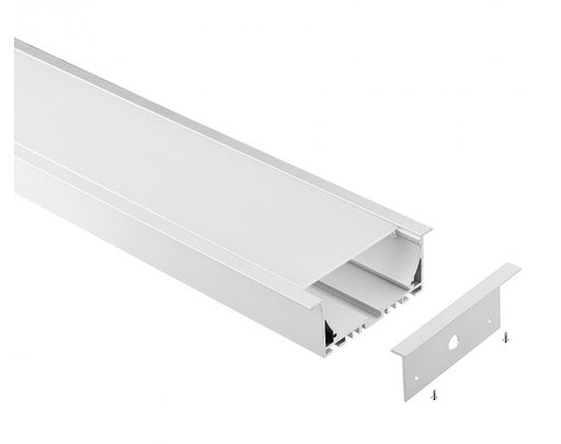 1M A9135 ALUMINIUM EXTRUSION WIDE RECESS MOUNT KIT - LEDLIGHTMELBOURNE