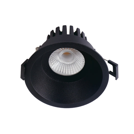 10W 90MM CUTOUT COB LED DOWNLIGHT (DL9453-BLK) - LEDLIGHTMELBOURNE