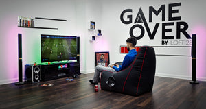 The Ultimate Gaming Room