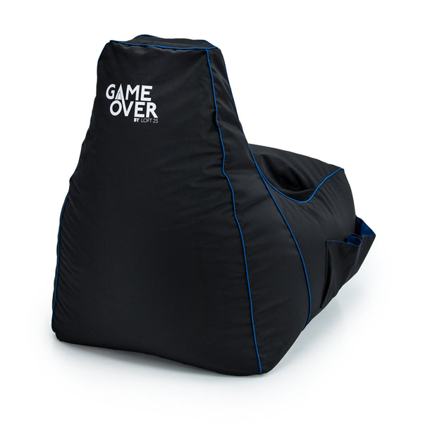 Gameover Gaming Bean Bag Cerulean Lightning