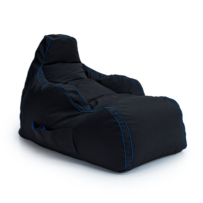 GAMING LOUNGER - CERULEAN LIGHTNING